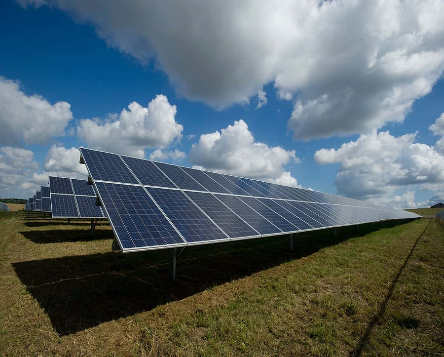 Outdoor Solar Power Systems
