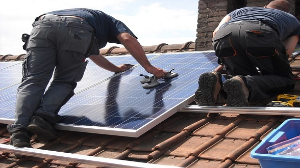 Rooftop Solar Panels Installation Arizona